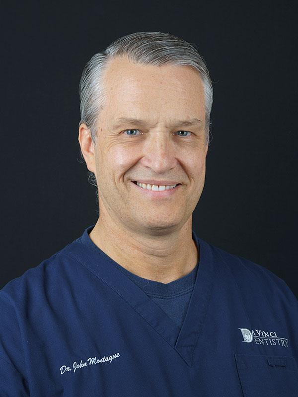 Dr John Montague