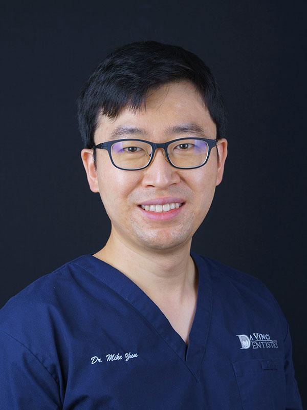 Dr Mike Zhou